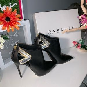 🔥Casadei Ankle Boots!